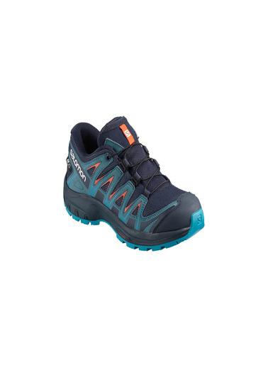 Yves Salomon Xa Pro 3D Çocuk Ayakkabısı - L40643300 Mavi